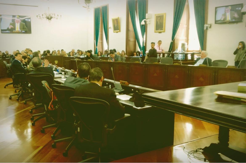 MOE y NIMD solicitan al CNE y a la Procuraduría vigilar el cumplimiento del estatuto de la oposición