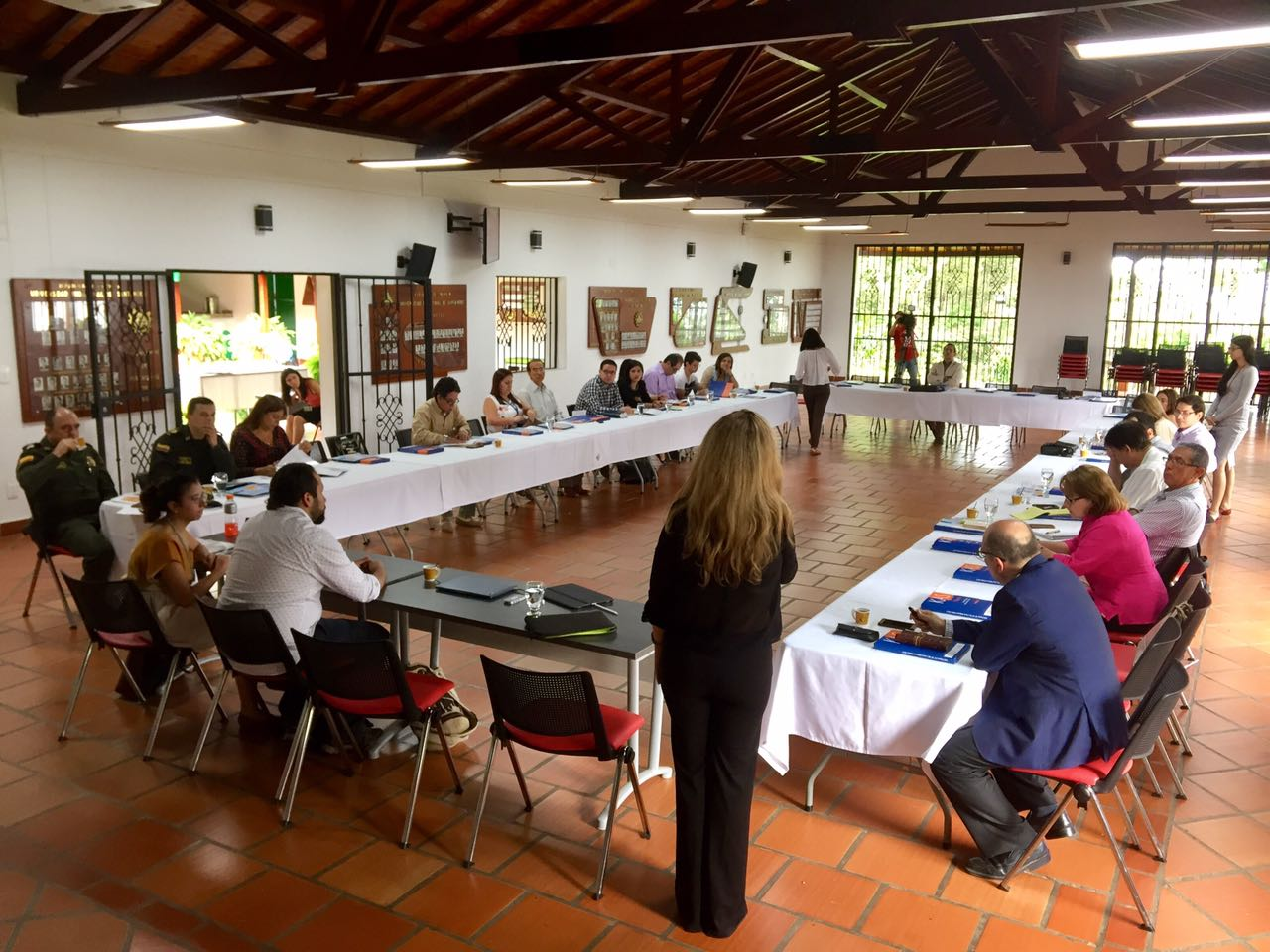 Misión Electoral Especial en Bucaramanga