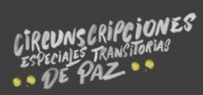 Especial Multimedia: Circunscripciones Especiales Transitorias de Paz