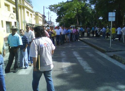 Informe MOE Elecciones Atípicas Gobernación de Arauca 2009