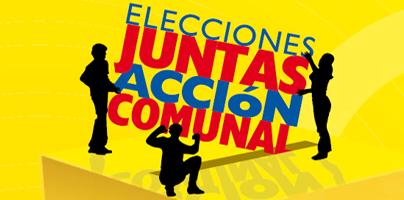 Informe MOE Juntas de Acción Comunal Bogotá 2008