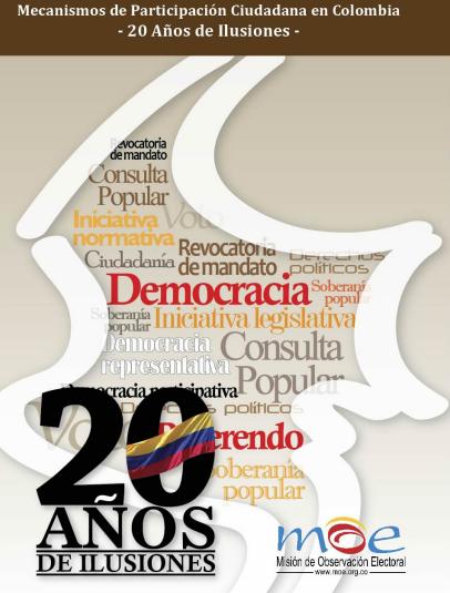 Mecanismos de Participación Ciudadana 2012
