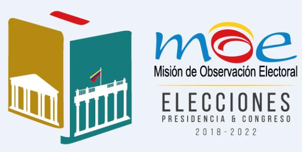 Mapas de Riesgos Electorales por departamento en Colombia elecciones 2018