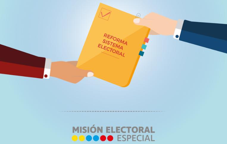 Miembros de la MEE preocupados por trámite de la reforma política