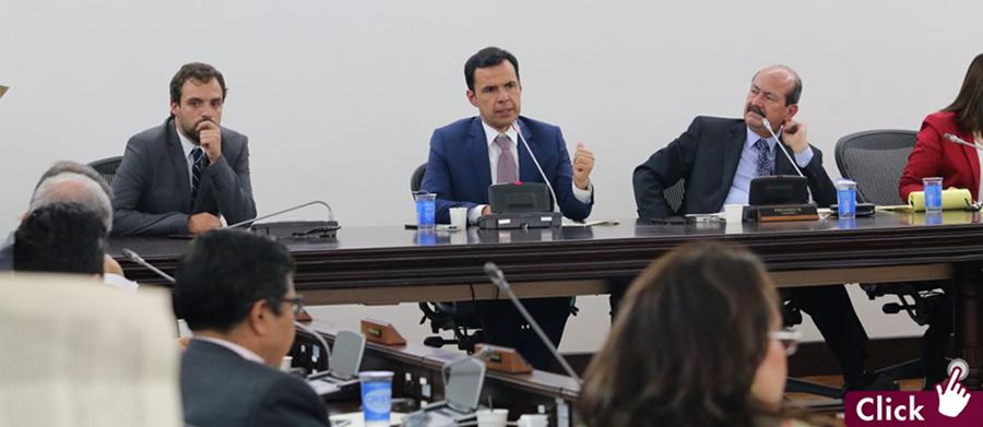 Aprobada en tercer debate la Reforma Política