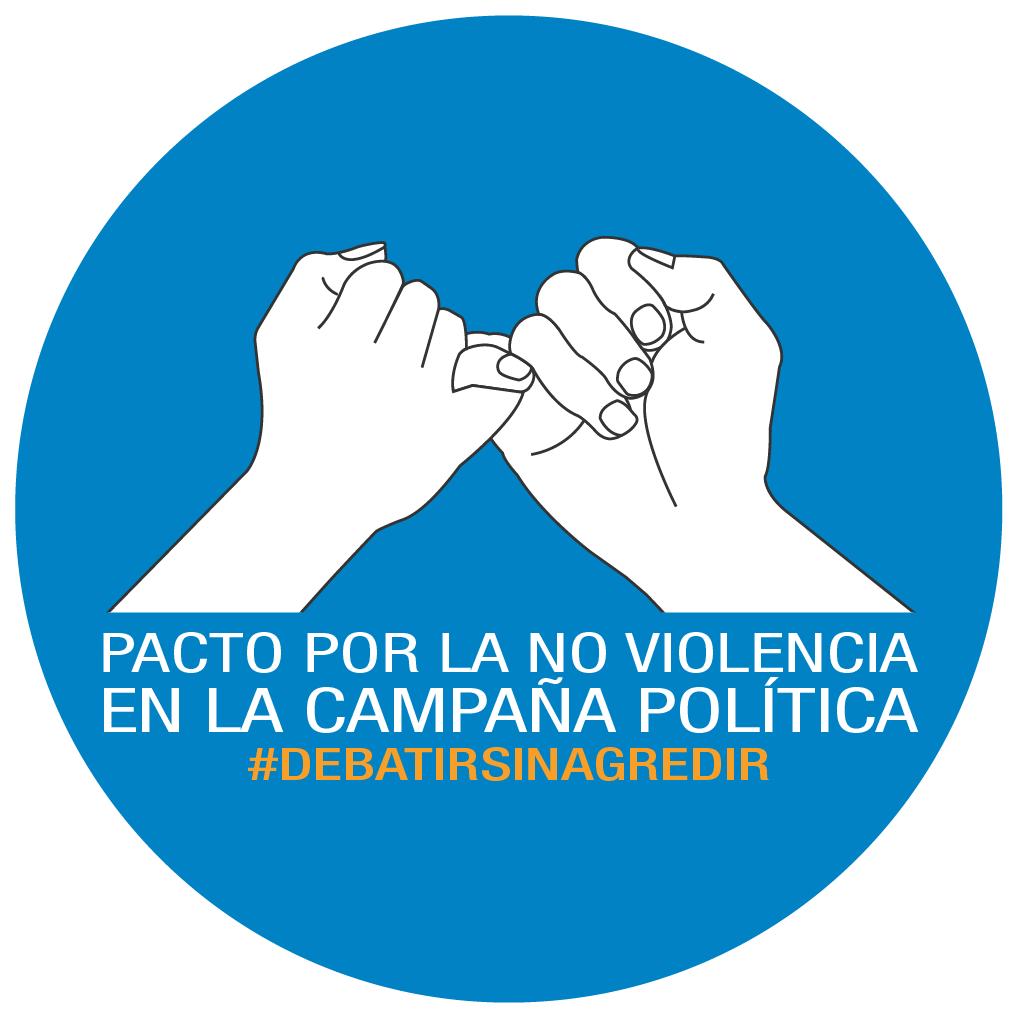Campaña ¡Debate sin agresión!… ¿Cómo ser parte?