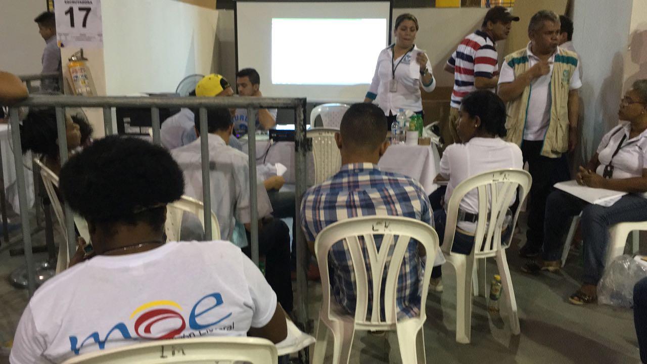 Elecciones atípicas de Cartagena