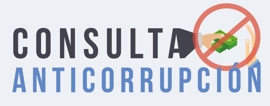 Consulta Anti corrupción