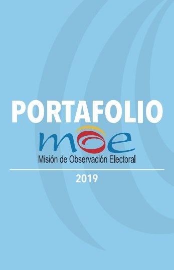 Portafolio MOE 2019