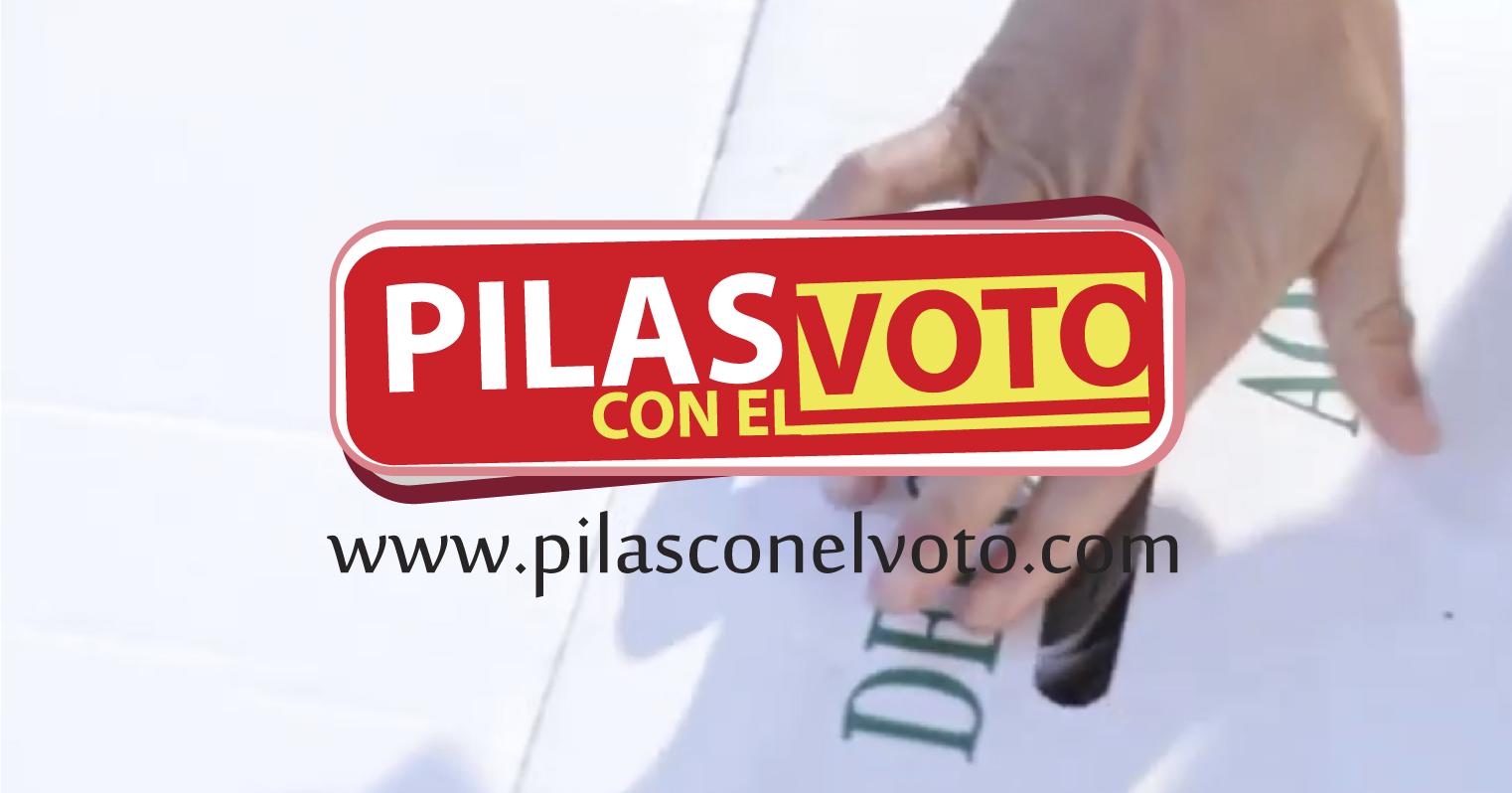 Pilas con el Voto de las Juntas de Acción Comunal: MOE
