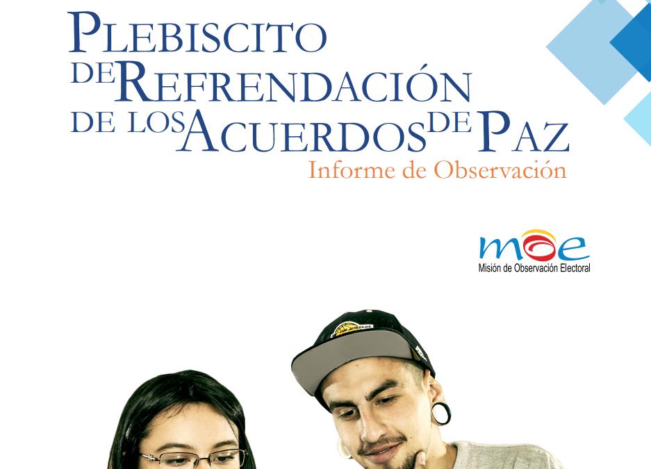 Plebiscito de Refrendación de los Acuerdos de Paz 2016