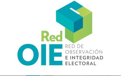Hoy se lanzó la Red de Observación e Integridad Electoral