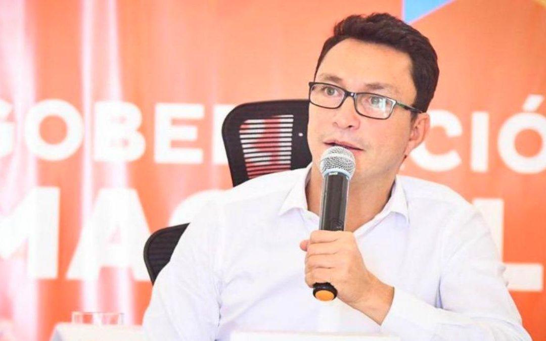 La MOE expresa el más enérgico rechazo a las amenazas de las que ha sido objeto el Gobernador Carlos Caicedo