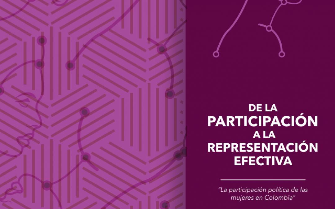 Participación política de la mujer en Colombia