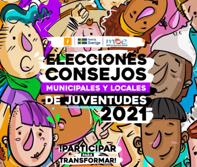 Cartilla – Elecciones Consejos Municipales y Locales de Juventudes 2021